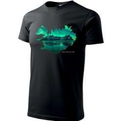 Iceland Aurora (v2) - férfi póló